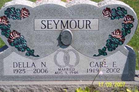 SEYMOUR, DELLA N. - Ross County, Ohio | DELLA N. SEYMOUR - Ohio Gravestone Photos