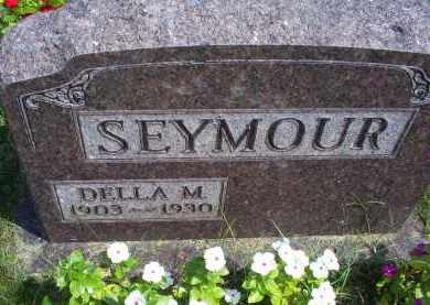 SEYMOUR, DELLA - Ross County, Ohio | DELLA SEYMOUR - Ohio Gravestone Photos