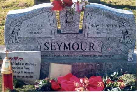 SEYMOUR, NAOMI R. - Ross County, Ohio | NAOMI R. SEYMOUR - Ohio Gravestone Photos