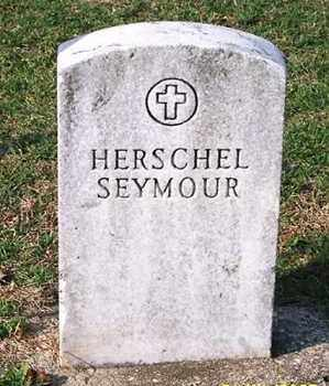 SEYMOUR, HERSCHEL - Ross County, Ohio | HERSCHEL SEYMOUR - Ohio Gravestone Photos