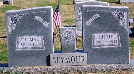 SEYMOUR, LIZZIE - Ross County, Ohio | LIZZIE SEYMOUR - Ohio Gravestone Photos