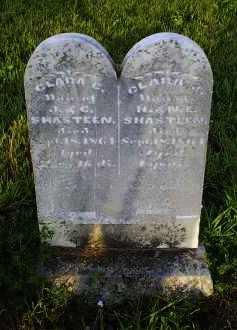 SHASTEEN, CLARA C. - Ross County, Ohio | CLARA C. SHASTEEN - Ohio Gravestone Photos