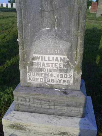 SHASTEEN, WILLIAM - Ross County, Ohio | WILLIAM SHASTEEN - Ohio Gravestone Photos