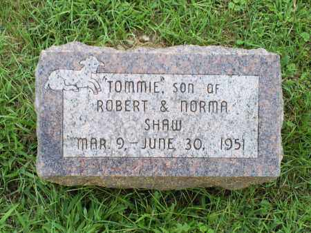 SHAW, TOMMIE - Ross County, Ohio | TOMMIE SHAW - Ohio Gravestone Photos