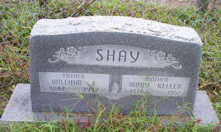 KELLER SHAY, MARY - Ross County, Ohio | MARY KELLER SHAY - Ohio Gravestone Photos