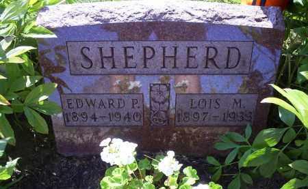 SHEPHERD, EDWARD PL - Ross County, Ohio | EDWARD PL SHEPHERD - Ohio Gravestone Photos