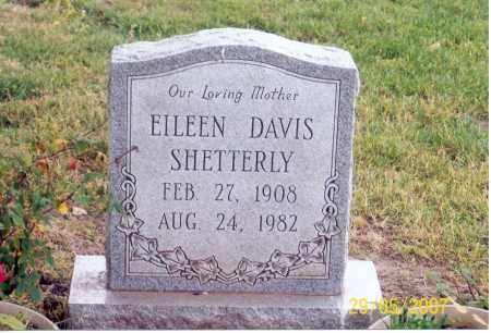 SHETTERLY, EILEEN - Ross County, Ohio | EILEEN SHETTERLY - Ohio Gravestone Photos