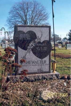 SHEWALTER, DONALD L. - Ross County, Ohio | DONALD L. SHEWALTER - Ohio Gravestone Photos