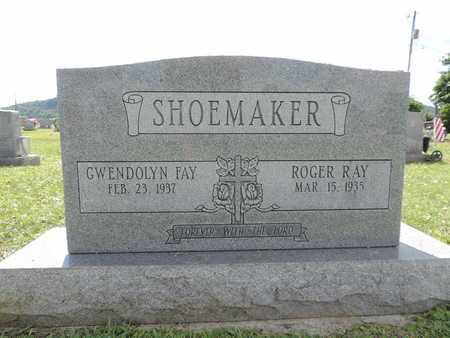 SHOEMAKER, ROGER RAY - Ross County, Ohio | ROGER RAY SHOEMAKER - Ohio Gravestone Photos