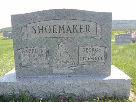 SHOEMAKER, GEORGE - Ross County, Ohio | GEORGE SHOEMAKER - Ohio Gravestone Photos