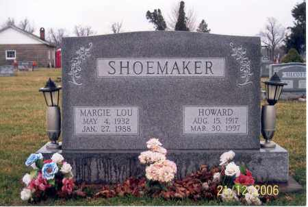 SHOEMAKER, MARGIE LOU - Ross County, Ohio | MARGIE LOU SHOEMAKER - Ohio Gravestone Photos