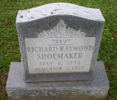 "SHOEMAKER, RICHARD RAYMOND ""RAY"" - Ross County, Ohio 