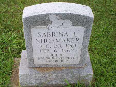 SHOEMAKER, SABRINA L. - Ross County, Ohio | SABRINA L. SHOEMAKER - Ohio Gravestone Photos