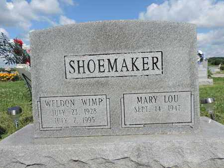 SHOEMAKER, WELDON - Ross County, Ohio | WELDON SHOEMAKER - Ohio Gravestone Photos