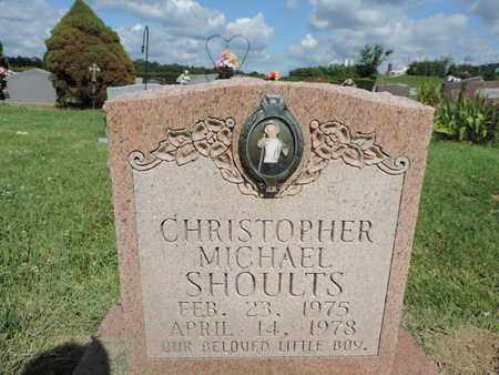 SHOULTS, CHRISTOPHER - Ross County, Ohio | CHRISTOPHER SHOULTS - Ohio Gravestone Photos
