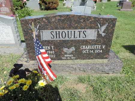 SHOULTS, STEPHEN T. - Ross County, Ohio | STEPHEN T. SHOULTS - Ohio Gravestone Photos