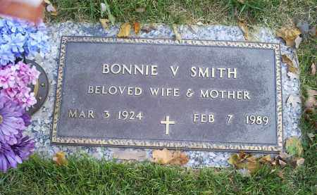 SMITH, BONNIE V. - Ross County, Ohio | BONNIE V. SMITH - Ohio Gravestone Photos