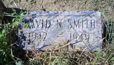 SMITH, DAVID N. - Ross County, Ohio | DAVID N. SMITH - Ohio Gravestone Photos