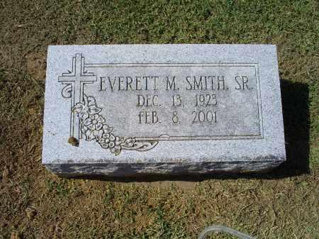 SMITH, EVERETT M. SR. - Ross County, Ohio | EVERETT M. SR. SMITH - Ohio Gravestone Photos