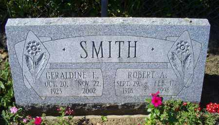 SMITH, GERALDINE E. - Ross County, Ohio | GERALDINE E. SMITH - Ohio Gravestone Photos