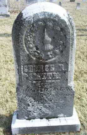 SMITH, GEORGE R. - Ross County, Ohio | GEORGE R. SMITH - Ohio Gravestone Photos