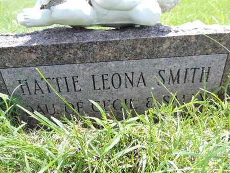 SMITH, HATTIE LEONA - Ross County, Ohio | HATTIE LEONA SMITH - Ohio Gravestone Photos