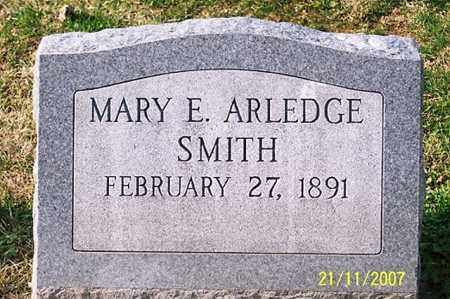 SMITH, MARY E. - Ross County, Ohio | MARY E. SMITH - Ohio Gravestone Photos