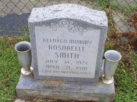 SMITH, ROSABELLE - Ross County, Ohio | ROSABELLE SMITH - Ohio Gravestone Photos