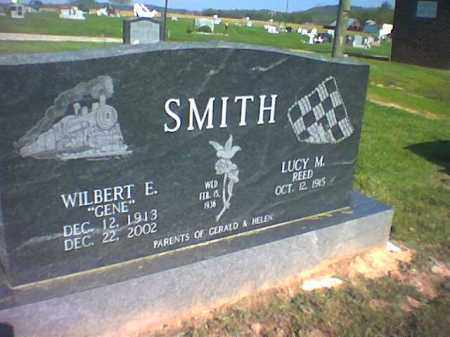 REED SMITH, LUCY - Ross County, Ohio | LUCY REED SMITH - Ohio Gravestone Photos