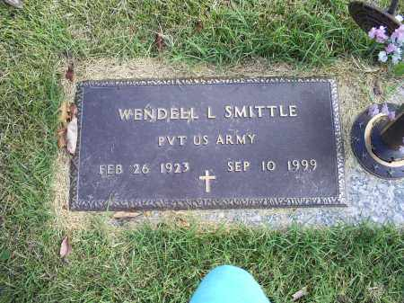 SMITTLE, WENDELL L. - Ross County, Ohio | WENDELL L. SMITTLE - Ohio Gravestone Photos