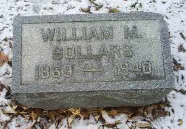 SOLLARS, WILLIAM M. - Ross County, Ohio | WILLIAM M. SOLLARS - Ohio Gravestone Photos