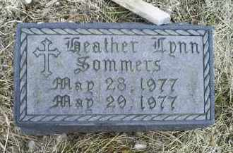 SOMMERS, HEATHER LYNN - Ross County, Ohio | HEATHER LYNN SOMMERS - Ohio Gravestone Photos