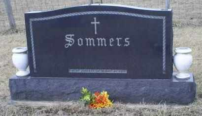 SOMMERS, MONUMENT - Ross County, Ohio | MONUMENT SOMMERS - Ohio Gravestone Photos