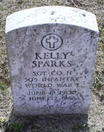 SPARKS, KELLY - Ross County, Ohio | KELLY SPARKS - Ohio Gravestone Photos
