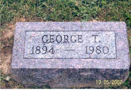 SPEAKMAN, GEORGE T. - Ross County, Ohio   GEORGE T. SPEAKMAN - Ohio Gravestone Photos