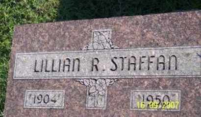 STAFFAN, LILLIAN R. - Ross County, Ohio | LILLIAN R. STAFFAN - Ohio Gravestone Photos