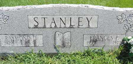 STANLEY, FRANCES P - Ross County, Ohio | FRANCES P STANLEY - Ohio Gravestone Photos