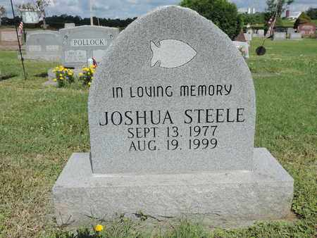 STEELE, JOSHUA - Ross County, Ohio | JOSHUA STEELE - Ohio Gravestone Photos