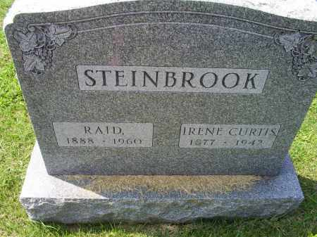 STEINBROOK, IRENE - Ross County, Ohio | IRENE STEINBROOK - Ohio Gravestone Photos