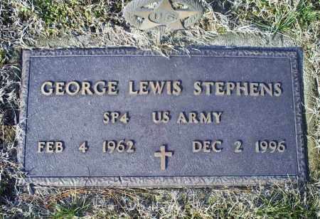 STEPHENS, GEORGE LEWIS - Ross County, Ohio | GEORGE LEWIS STEPHENS - Ohio Gravestone Photos
