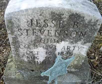 STEVENSON, JESSE B. - Ross County, Ohio | JESSE B. STEVENSON - Ohio Gravestone Photos