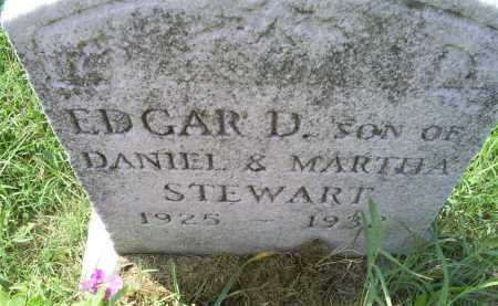 STEWART, EDGAR D. - Ross County, Ohio | EDGAR D. STEWART - Ohio Gravestone Photos