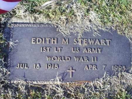 STEWART, EDITH M. - Ross County, Ohio | EDITH M. STEWART - Ohio Gravestone Photos