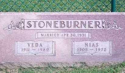 STONEBURNER, VEDA - Ross County, Ohio | VEDA STONEBURNER - Ohio Gravestone Photos