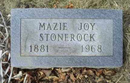 STONEROCK, MAZIE JOY - Ross County, Ohio | MAZIE JOY STONEROCK - Ohio Gravestone Photos