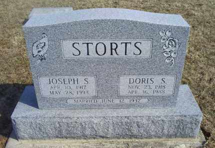 STORTS, DORIS S. - Ross County, Ohio | DORIS S. STORTS - Ohio Gravestone Photos