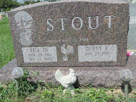 STOUT, DANNY R - Ross County, Ohio | DANNY R STOUT - Ohio Gravestone Photos