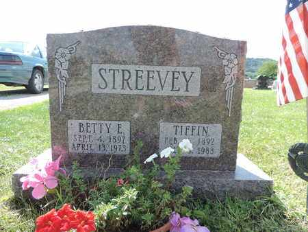 STREEVEY, TIFFIN - Ross County, Ohio | TIFFIN STREEVEY - Ohio Gravestone Photos