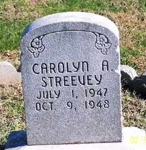 STREEVEY, CAROLYN A. - Ross County, Ohio | CAROLYN A. STREEVEY - Ohio Gravestone Photos