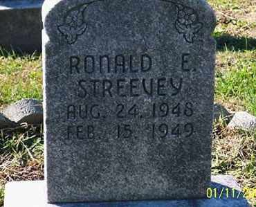 STREEVEY, RONALD E. - Ross County, Ohio | RONALD E. STREEVEY - Ohio Gravestone Photos